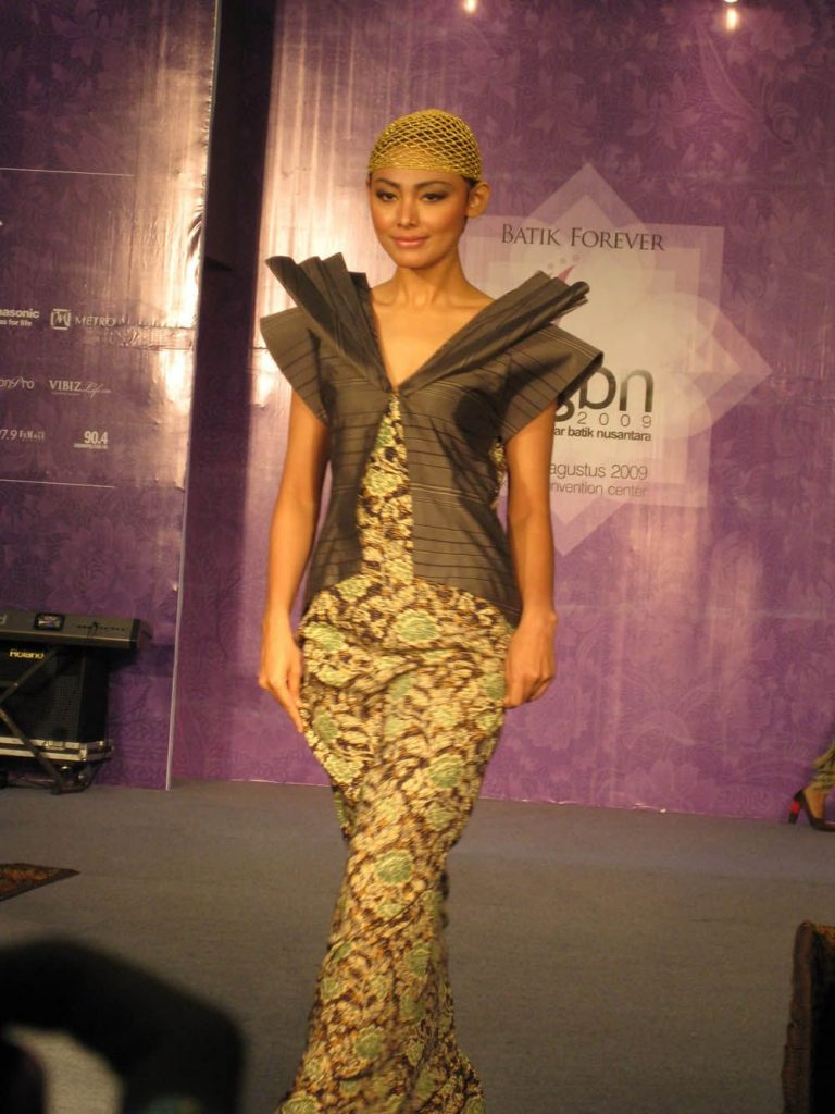 Gelar Batik Nasional 2009